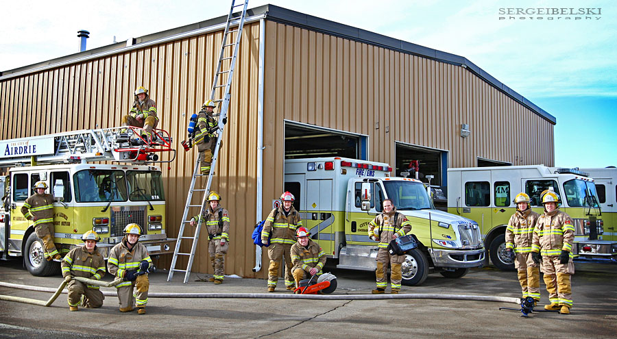 airdrie fire department photo