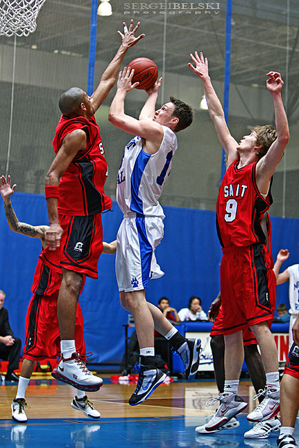 calgary basketball MRC/SAIT photo