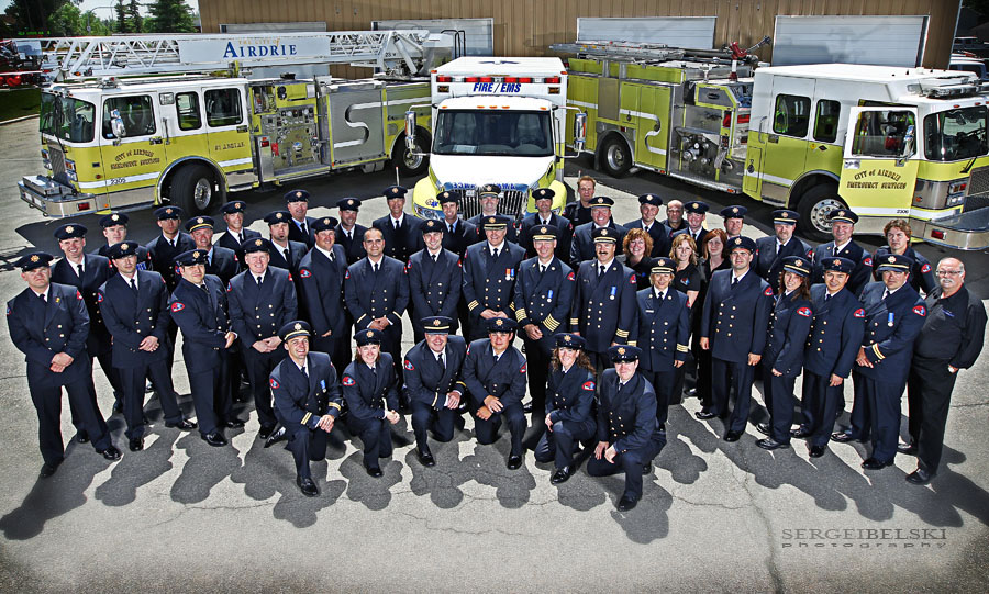city of airdrie emergency services photo