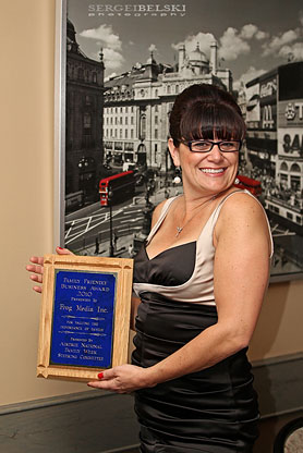 airdrie photographer winning edge awards event photo