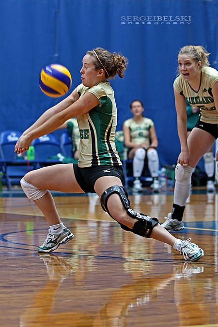 calgary sports photographer mount royal university volleyball photo