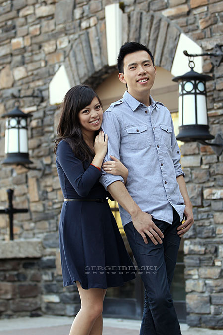 banff engagement sergei belski photo