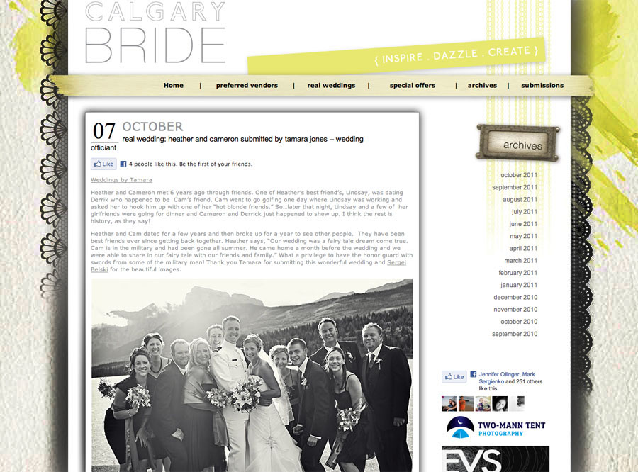 calgary bride blog sergei belski wedding