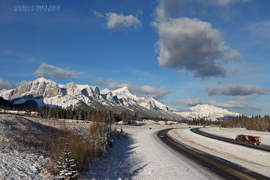 canmore family christmas sergei belski photo