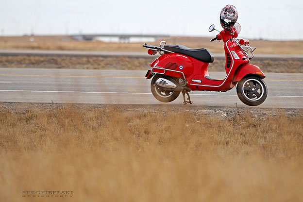 vespa adventures sergei belski photo