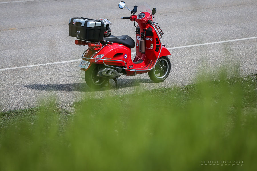 vespa adventures photo