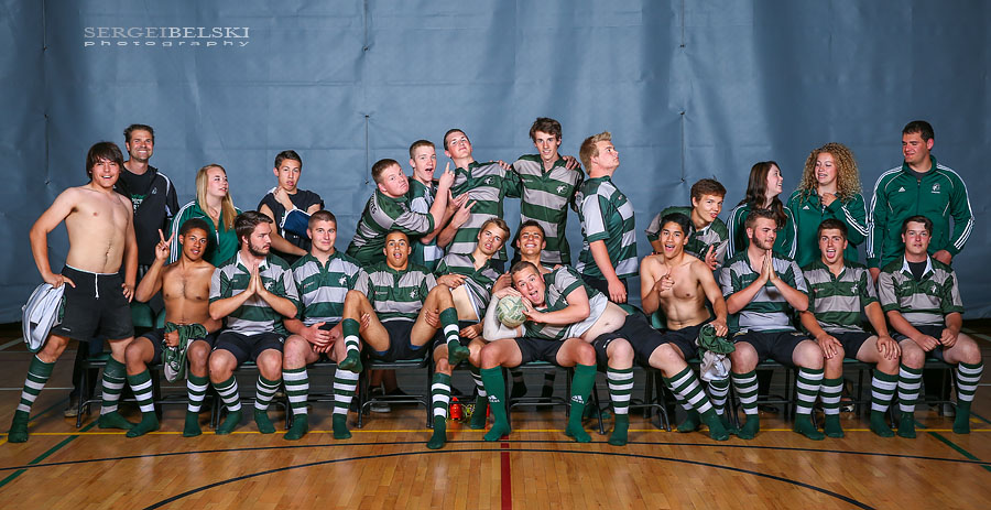 team portraits photo