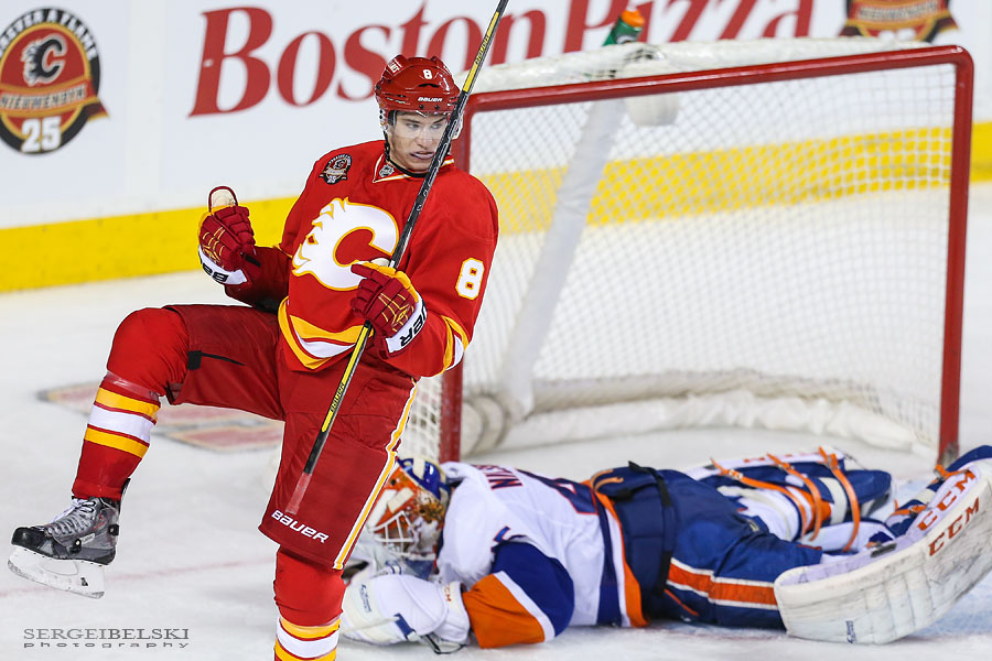 nhl hockey calgary flames sports photographer sergei belski photo