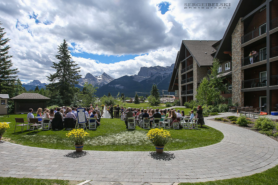canmore wedding photographer sergei belski photo
