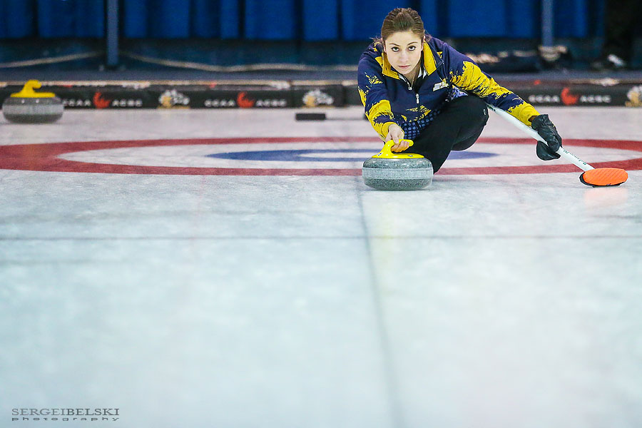 curling tournament sports photographer sergei belski photo