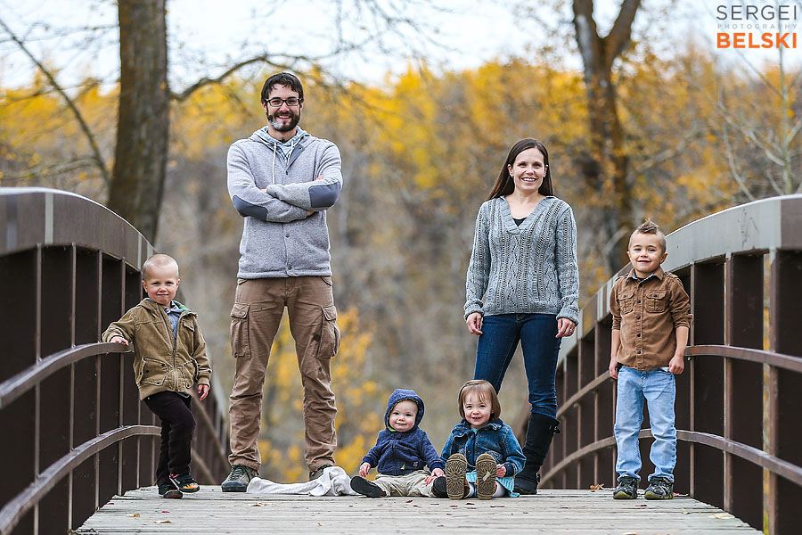calgary family portrait photographer sergei belski photo