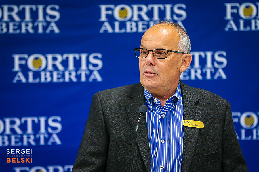 fortis alberta olds commercial event sergei belski photo
