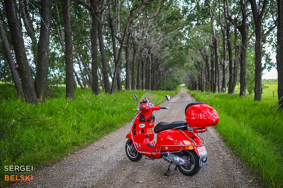 my vespa adventures photographer sergei belski photo