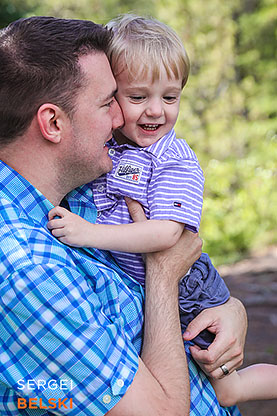 Bragg creek family photographer sergei belski photo